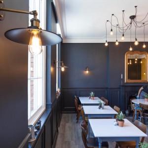 Cool cafe interior - Forte Kitchen
