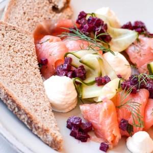 Breakfast in Winchester - Forte Kitchen