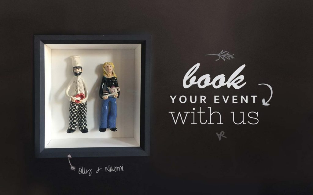Book your event with Forte Kitchen, Winchester, Hampshire