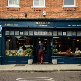 Rosemoor Kitchen - Restaurant in Farnham